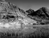 Aonach Dubh and Loch Achtriochtan, Glencoe