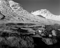 Cir Ridge from Glen Rosa