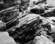 Frozen Rocks - Torridon