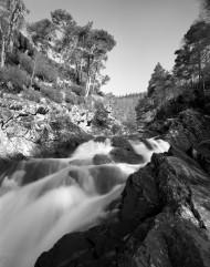 Badger Fall, Glen Affric
