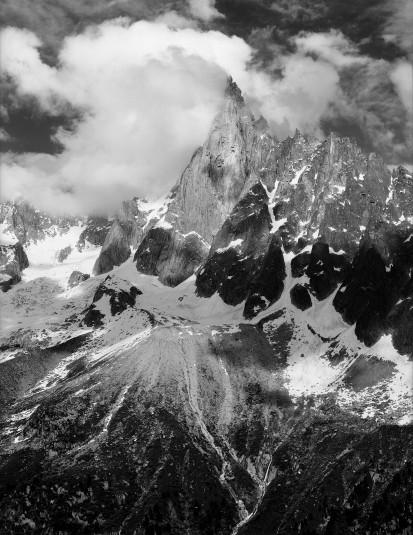 Les Drus, French Alps