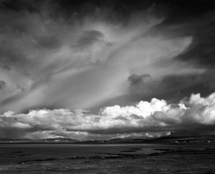 Traigh Bhalaigh & Clouds, Isle of North Uist